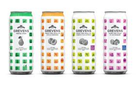 Grevens cider produktserie